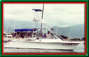 Puerto Vallarta Mexico Fishing Vacation - Details for La Escapada Fishing charter
